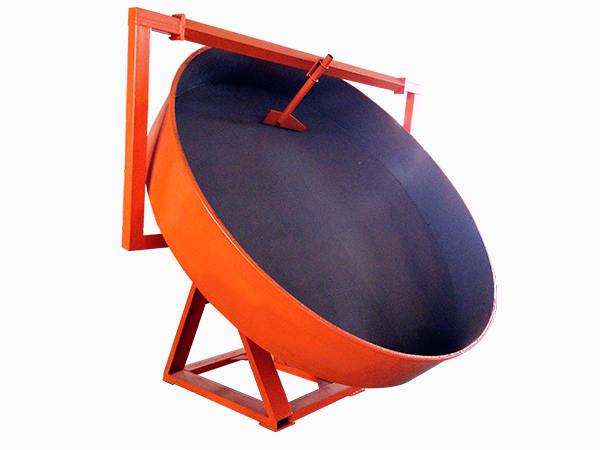 圆盘造粒机设备