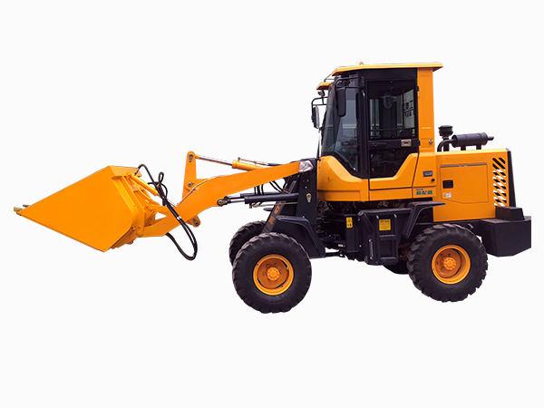 铲车翻堆机设备