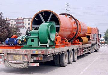 山东客户年产10万吨有机肥设备