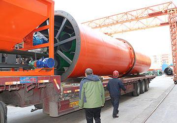 山东客户年产5万吨有机肥设备