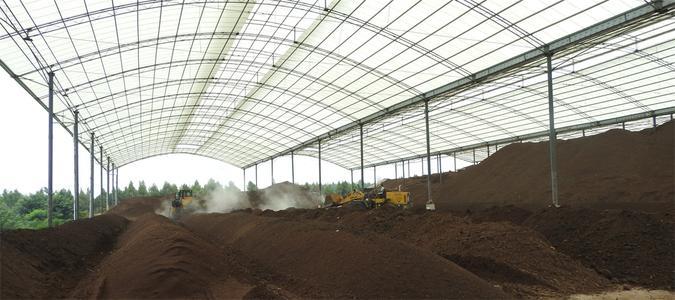 牛粪有机肥生产工艺流程,及其优点