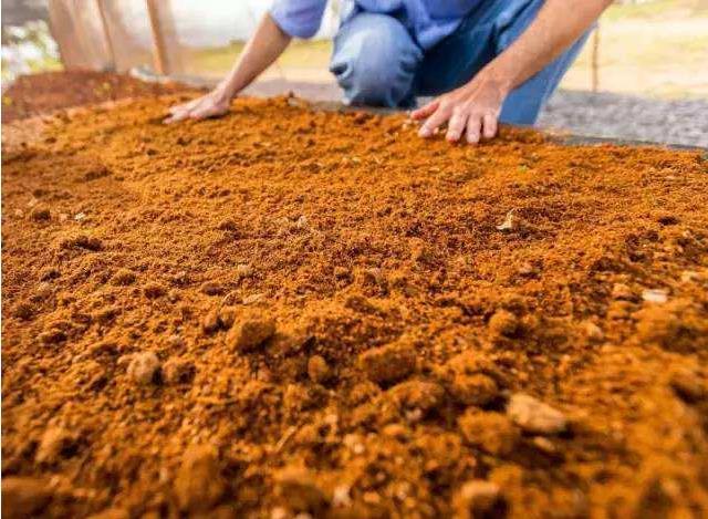 牛粪肥料加工工艺
